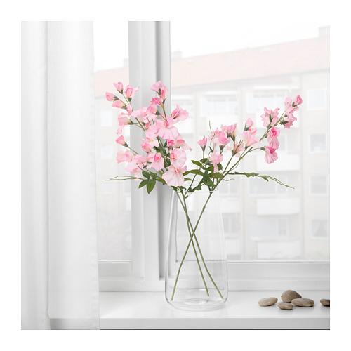 SMYCKA - artificial flower, Sweet pea/light pink   IKEA Hong Kong and Macau - PE685463_S4