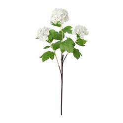 SMYCKA - artificial flower, snowball/white | IKEA Hong Kong and Macau - PE685447_S3