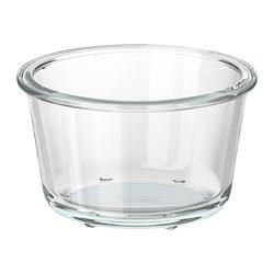 IKEA 365+ - 食物盒, 圓形/玻璃, 600 毫升 | IKEA 香港及澳門 - PE728237_S3