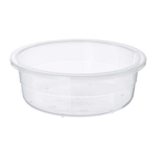 IKEA 365+ - food container, round/plastic, 450L | IKEA Hong Kong and Macau - PE728246_S4