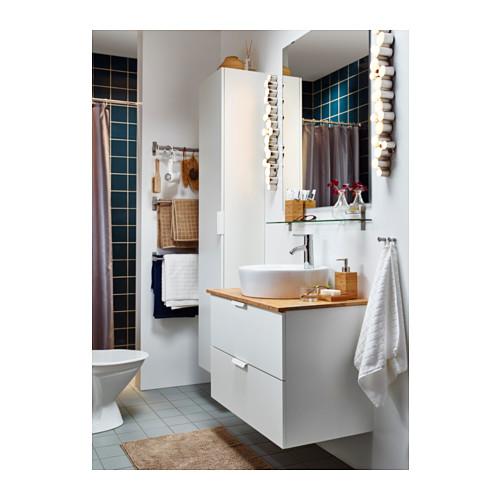 TÖRNVIKEN - 櫃台板用洗手盆, 白色 | IKEA 香港及澳門 - PH128633_S4