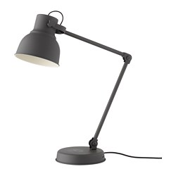 HEKTAR - work lamp with wireless charging, dark grey | IKEA Hong Kong and Macau - PE685528_S3