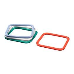 IKEA 365+ - 墊圈, 正方形/多種顏色 | IKEA 香港及澳門 - PE728372_S3