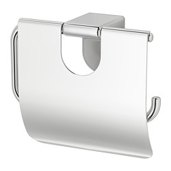 KALKGRUND - toilet roll holder, chrome-plated | IKEA Hong Kong and Macau - PE728401_S3