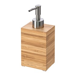 DRAGAN - soap dispenser, bamboo | IKEA Hong Kong and Macau - PE728417_S3