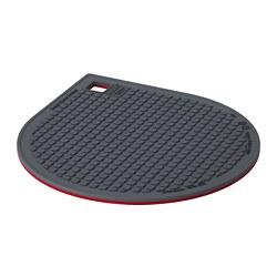 IKEA 365+ GUNSTIG - 磁性隔熱墊, 紅色/深灰色 | IKEA 香港及澳門 - PE728462_S3