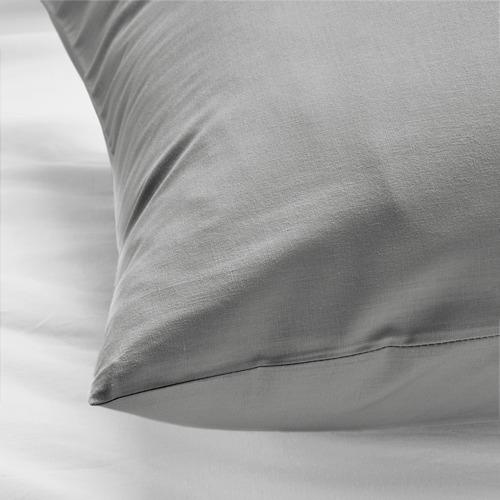 DVALA - 枕袋, 淺灰色   IKEA 香港及澳門 - PE771825_S4