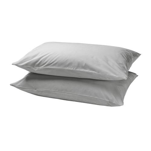 DVALA - 枕袋, 淺灰色   IKEA 香港及澳門 - PE771827_S4