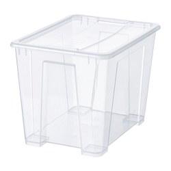 SAMLA - 22 升連蓋箱 | IKEA 香港及澳門 - PE728499_S3