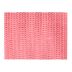 GALLRA - place mat, red/patterned | IKEA Hong Kong and Macau - PE728553_S3