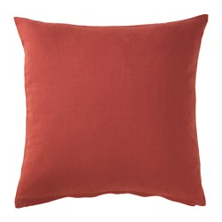 VIGDIS - cushion cover, red-orange | IKEA Hong Kong and Macau - PE575496_S3