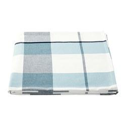 RUTIG - 檯布, 方格圖案 藍色 | IKEA 香港及澳門 - PE728590_S3