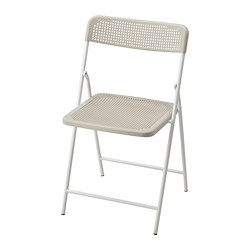 TORPARÖ - chair, in/outdoor, foldable white/beige | IKEA Hong Kong and Macau - PE771906_S3