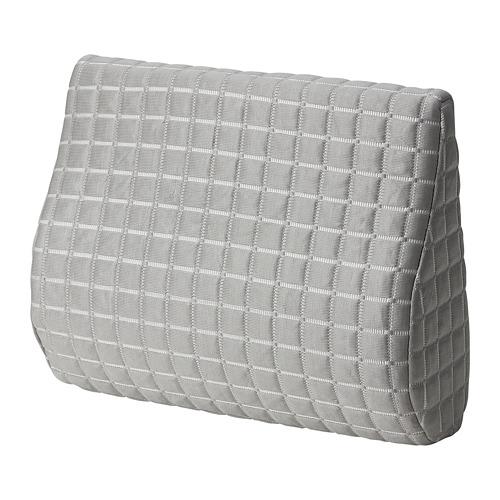 BORTBERG - lumbar cushion, grey | IKEA Hong Kong and Macau - PE828724_S4