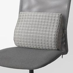 BORTBERG - lumbar cushion, grey | IKEA Hong Kong and Macau - PE828726_S3