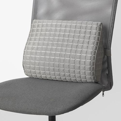 BORTBERG - lumbar cushion, grey | IKEA Hong Kong and Macau - PE828726_S4
