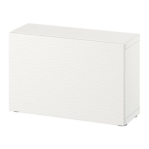BESTÅ - 層架組合連門, 白色/Laxviken 白色   IKEA 香港及澳門 - PE828770_S4