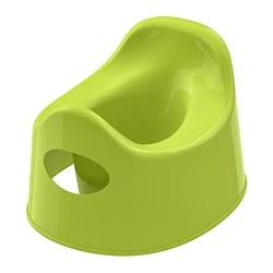 LILLA - children's potty, green | IKEA Hong Kong and Macau - PE728744_S3