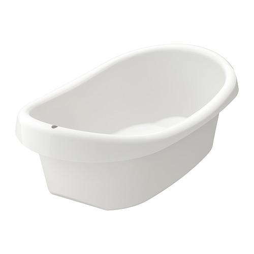 LÄTTSAM - baby bath, white/green | IKEA Hong Kong and Macau - PE728742_S4