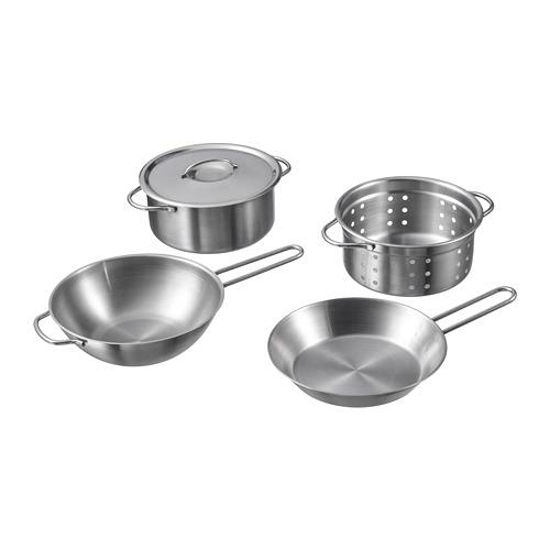 DUKTIG 煮食用具 5件套裝