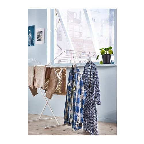MULIG - drying rack, in/outdoor, white   IKEA Hong Kong and Macau - PH144209_S4