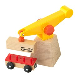 LILLABO - 3-piece crane and wagon set | IKEA Hong Kong and Macau - PE728817_S3