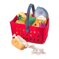 LÅTSAS - 玩具購物籃,12件套裝 | IKEA 香港及澳門 - PE728821_S3