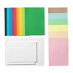 MÅLA - paper, mixed colours/mixed sizes | IKEA Hong Kong and Macau - PE728832_S3