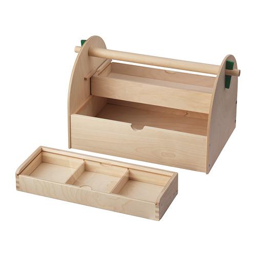 LUSTIGT - 畫具貯物, 木 | IKEA 香港及澳門 - PE728938_S4