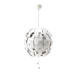IKEA PS 2014 - 吊燈, 白色/銀色 | IKEA 香港及澳門 - PE582256_S3