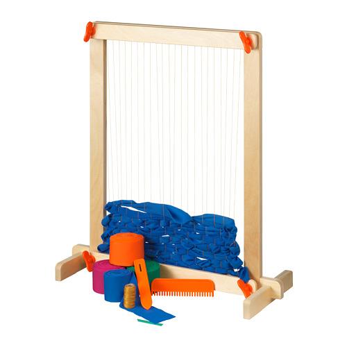 LUSTIGT - 玩具織布機,7件套裝 | IKEA 香港及澳門 - PE728928_S4