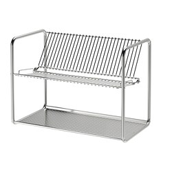 ORDNING - dish drainer, stainless steel | IKEA Hong Kong and Macau - PE728966_S3