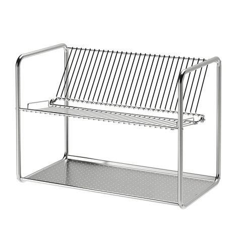 ORDNING - dish drainer, stainless steel | IKEA Hong Kong and Macau - PE728966_S4