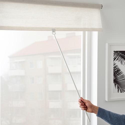 SANDVEDEL - 捲軸簾, 100x195cm, 米黃色 | IKEA 香港及澳門 - PE772058_S4