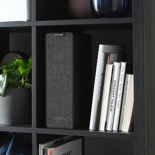 SYMFONISK - WiFi bookshelf speaker, black | IKEA Hong Kong and Macau - PE728986_S4