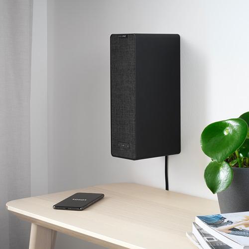 SYMFONISK - WiFi bookshelf speaker, black | IKEA Hong Kong and Macau - PE728990_S4