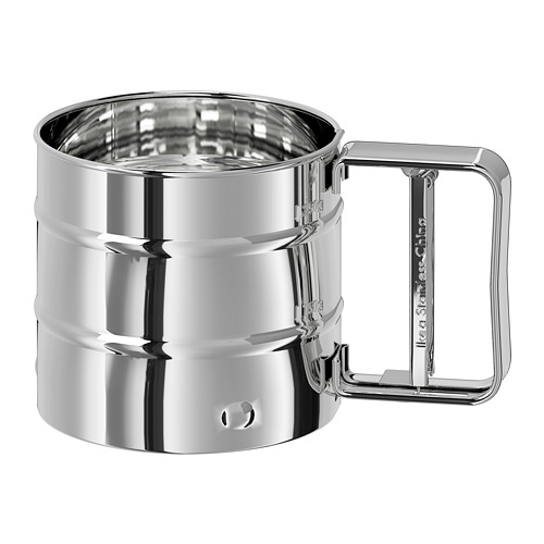 IDEALISK - flour sifter, stainless steel | IKEA Hong Kong and Macau - PE728999_S4