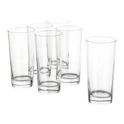 GODIS - 水杯, 透明玻璃 | IKEA 香港及澳門 - PE729051_S3