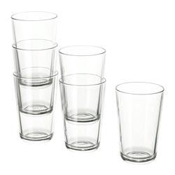 IKEA 365+ - 水杯, 透明玻璃 | IKEA 香港及澳門 - PE729059_S3