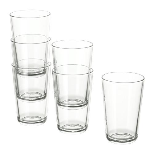 IKEA 365+ - 水杯, 透明玻璃 | IKEA 香港及澳門 - PE729059_S4
