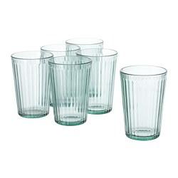 KALLNA - 水杯, 綠色 | IKEA 香港及澳門 - PE729064_S3