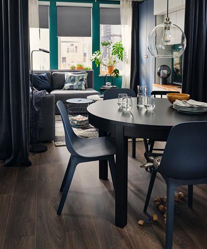ODGER - chair, blue | IKEA Hong Kong and Macau - PH162317_S4