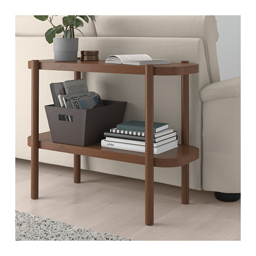 LISTERBY - console table, brown | IKEA Hong Kong and Macau - PE686080_S4