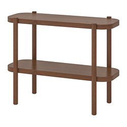 LISTERBY - console table, brown | IKEA Hong Kong and Macau - PE686079_S3