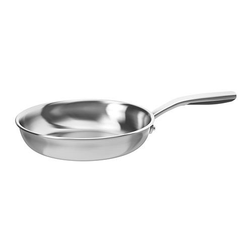 SENSUELL - 平底鑊 24厘米, 不銹鋼/灰色 | IKEA 香港及澳門 - PE729100_S4