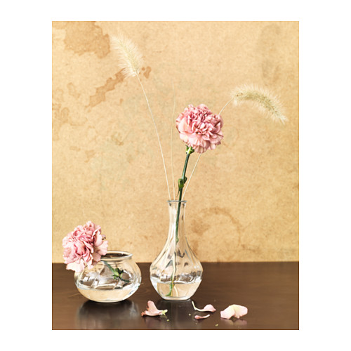 VILJESTARK - 花瓶, 透明玻璃 | IKEA 香港及澳門 - PE638731_S4