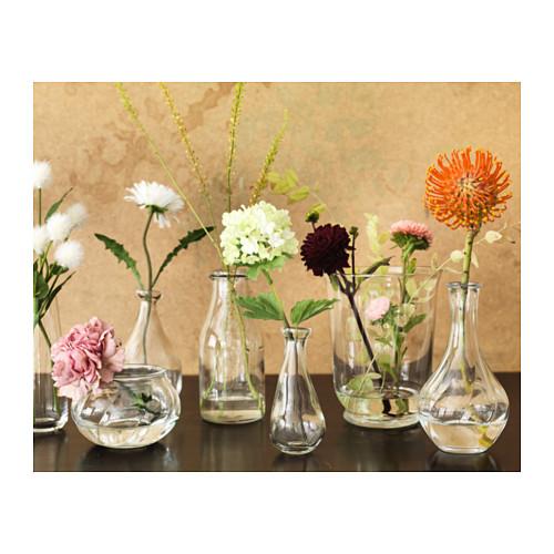 VILJESTARK - 花瓶, 透明玻璃 | IKEA 香港及澳門 - PE638730_S4