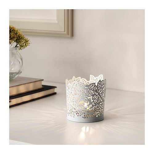 SAMVERKA - 燭燈座, 白色 | IKEA 香港及澳門 - PE700540_S4