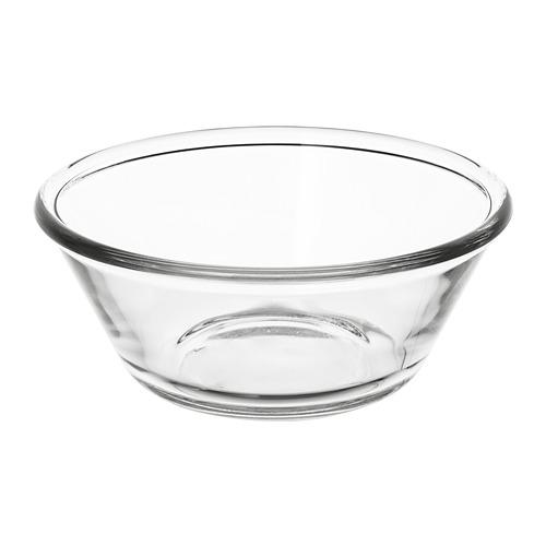 VARDAGEN - bowl, clear glass, 15cm | IKEA Hong Kong and Macau - PE729149_S4