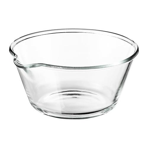 VARDAGEN - bowl, clear glass, 26cm | IKEA Hong Kong and Macau - PE729151_S4